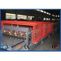 Wholesale Floor Deck Automatic Forming Machine with Run Out Table / Auto Stacker from china suppliers