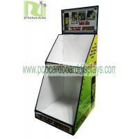 Quality Light Duty Point Of Purchase Pos Countertop Cardboard Display Articles For Daily Use for sale