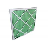 Wholesale Low Resistance Pleated Panel Air Conditioner Air Filters HVAC For Primary Filtration from china suppliers