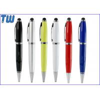 Wholesale Colorful Think Stylus Pen USB Flash Stick Writing Down Important Information from china suppliers