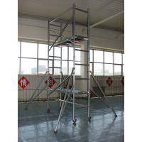 Wholesale Ring lock Folding Indoor Scaffold Safe with Cold Formed Jointing System from china suppliers
