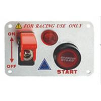 Wholesale 12 Volt Power Speediness Racing Car Switch Panel With Red Indicator Light from china suppliers