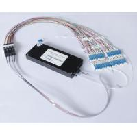 Wholesale 50G Thermal / Athermal AWG WDM multiplexed For DWDM Wavelength from china suppliers