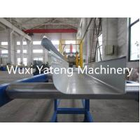 Wholesale Portable Half Round Gutter Machine , 45# Steel Roll Forming Machine 20 Stations from china suppliers