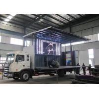 Wholesale P8 RGB High Definition Waterproof Mobile LED Billboard Outside For Outdoor from china suppliers