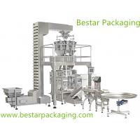 Wholesale Vertical Form-Fill-Seal Packing Machine with Z type elevator ,the balance weight from china suppliers