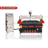 Wholesale Computer Control Wood Sign Carving Machine , Homemade Cnc Wood Router 220V / 380V Voltage from china suppliers