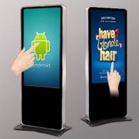 Wholesale Floor standing touch panel Interactive Digital Signage With embedded PC from china suppliers