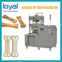 Wholesale Fully Automatic Pet Food Production Line For Dog Food, Fish Feed from china suppliers