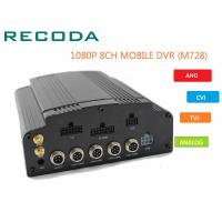 Wholesale 8 Channel 4G WIFI HD 1080P Vehicle DVR H.264 Compression For Car CCTV System from china suppliers