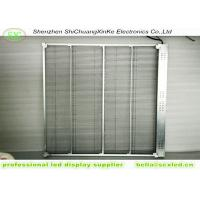 Wholesale TL5.21mm 65% Transparent LED Screen , commercial mall big led glass wall window from china suppliers