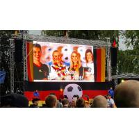 Wholesale Outdoor HD P10mm Stage Background Led Screen High Definition Energy Saving from china suppliers