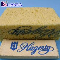 Wall Cleaning Cellulose Sponge Promotion 2MM Thickness 100 kg/ m³
