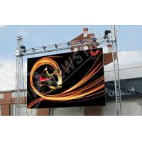 Wholesale IP54 P8mm Outdoor LED Signs Full Color , Led Rental Display from china suppliers
