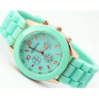 Wholesale Jelly Colorful Design Fashion Watch Silicone Material for Students from china suppliers