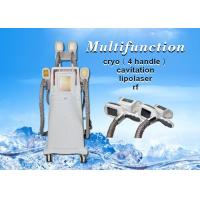 Wholesale Cryolipolysis slmming machine , fat reducing loss weight body slimming machine from china suppliers