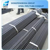 Wholesale black steel Scaffolding pipe Tube 48.3 X1.8mm export import China supplier made in China from china suppliers