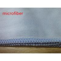 Wholesale Lint free Microfiber Kitchen Towels 40 * 40cm , Light Blue Kitchen Cleaning Cloth from china suppliers