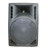 Wholesale 15″2 Way Active Plastic Cabinet Speaker , 190 Watts RMS 110 / 230V from china suppliers