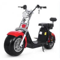 Wholesale 1200 W Electric Harley Scooters , Citycoco 2 Wheel Balance Scooter Battery Removable from china suppliers