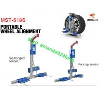 Wholesale integrated sensors and clamps type four wheel aligner MST-618S from china suppliers