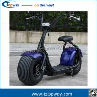 Wholesale Off Road Chariot Adult Tricycle Powerful High Speed Electric Harley Motorbike from china suppliers