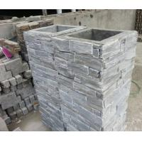 Wholesale Grey Slate Column,Natural Stone Pillar,Ledgestone Pillar,Grey Stone Postbox,Gate Grey Pillar from china suppliers