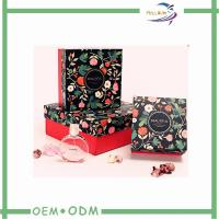 Wholesale Delicate Paper Package For Cosmetic Gift Box And Perfume / Essential Oil Box from china suppliers