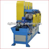 Wholesale abrasive belt grinding machine for metal sheet No.4 hairline finishing from china suppliers