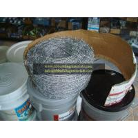 Wholesale China suppliers,Barbed wire price,galvanized barbed wire,Single Twist Barbed Wire fence from china suppliers
