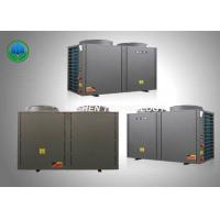 Wholesale Low Noise Electric Air Source Heat Pump Top Air Blow Type Stable Running from china suppliers