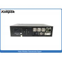 Wholesale Army Video and Data COFDM Transmitter for Command Control , 10W Digital Wireless Transmission System from china suppliers
