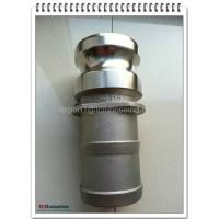 Wholesale hot sale high quality low price 316 stainless steel camlock fitting type E from china suppliers