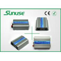 Wholesale Pure Sine Wave 400 W Micro Grid Tie Inverter 90-140VAC / 180-260VAC from china suppliers