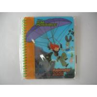 Wholesale A4 / A5 / A6 hard cover 70g * 70p inner page Lenticular Notebook from china suppliers