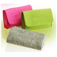 Wholesale high quality Chinese supplier felt cosmetic bag for wholesales from china suppliers