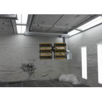 Wholesale Custom Mobile Infrared Industrial Spray Booth Coating 7500X4500X3300 mm ID from china suppliers