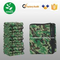 "Wholesale hot sale 72""*80""60-65lbs durable Standard Movers Pads quilted camo Moving Blankets from china suppliers"