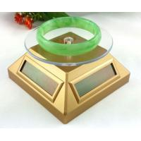 Wholesale battery & solar powered WATCH rotating display stand from china suppliers