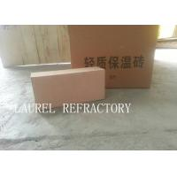 Quality Light Weight Insulation Brick Silica Insulating Refractory Brick for sale