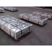 Wholesale DX51D+Z Galvanized Steel Sheet Roofing Heat Resistant for Roofing , Machine from china suppliers