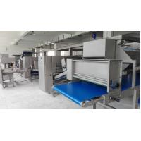 Wholesale 750mm Width Croissant Maker Machine , Commercial Bread Maker Equipment For Croissant from china suppliers