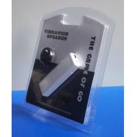 Wholesale vibration speaker with USB flashlight bank power from china suppliers