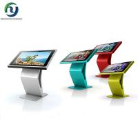 Wholesale 46 inch touch screen kiosk  ,  lcd and touch screen advertising player from china suppliers