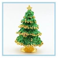 Wholesale Christmas Tree Jewelry box for Gifts from china suppliers