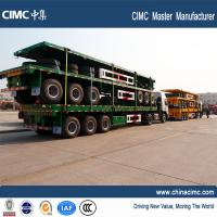 Wholesale 40 foot 20ft shipping container flatbed trailers for sale - CIMC Vehicle from china suppliers