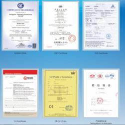 Dongguan Yongneng Electronics Co.,Ltd