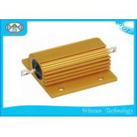 Wholesale Braking Wire Wound Power Resistor Firm Structure 1 Ohm 300 Watt Resistor Small Size from china suppliers