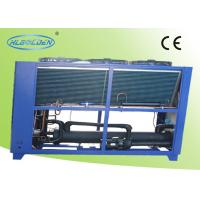 Energy Saving Scroll Type Air Cooled Water Chiller Microcomputer Control