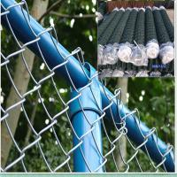 Wholesale (50*50MM 100*100MM)Hot Diped Glavanized Chain Link Fence from china suppliers